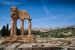 Dolina świątynie Obraz Stock