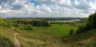dolina Zdjęcia Stock