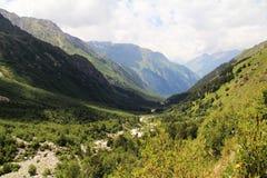 dolina Obraz Stock