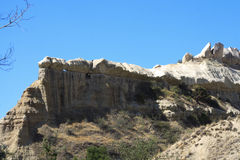 Dolina, Cappadocia, Turcja Obrazy Royalty Free