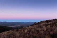 Dolina Desolation Zdjęcia Stock
