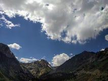 Dolina góry Fotografia Royalty Free