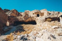 Dolina, Kołysa i kamienie Cappadocia, Turcja Obraz Royalty Free