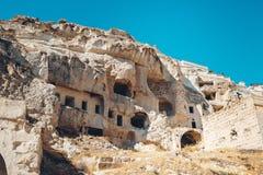 Dolina, Kołysa i kamienie Cappadocia, Turcja Fotografia Stock