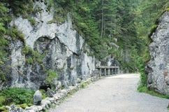 Dolina Koscieliska 库存照片