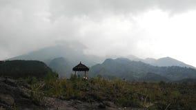 dolina merapi góra Zdjęcia Royalty Free