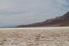 dolina śmierci Zdjęcia Royalty Free