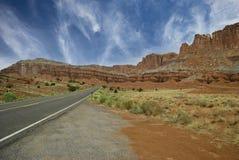 dolina pomnikowa dolina Zdjęcie Royalty Free