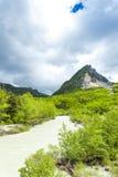 Dolina rzeczny Verdon Fotografia Stock