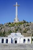 Dolina Spadać, Madryt Fotografia Royalty Free