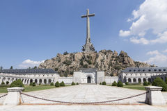 Dolina Spadać, Madryt, Hiszpania Obraz Royalty Free