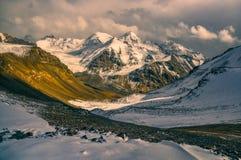 Dolina w Tajikistan zdjęcie royalty free