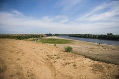 Dolinna rzeka Fotografia Stock