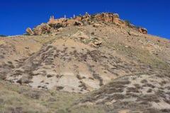 dolinne Agrigento świątynie Obraz Stock