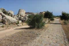 dolinne Agrigento świątynie Italy Sicily Obraz Royalty Free