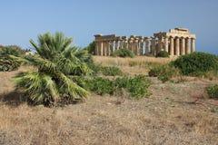 dolinne Agrigento świątynie Italy Sicily Obrazy Stock