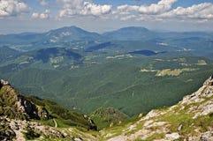 dolinne bucegi góry Obrazy Royalty Free