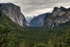 dolinny Yosemite Zdjęcie Royalty Free