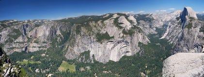dolinny Yosemite Obrazy Royalty Free