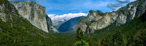 dolinny Yosemite Zdjęcia Stock