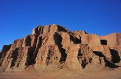 Doliny ściana Zdjęcie Royalty Free
