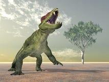Doliosauriscus Stock Images
