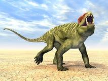 Doliosauriscus Stock Image