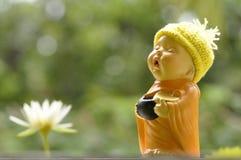Doll& x27; буддизм s Стоковые Изображения RF