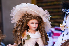 Doll Royalty-vrije Stock Fotografie