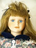 Doll 4 van het porselein Royalty-vrije Stock Foto's