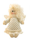 Doll angel Royalty Free Stock Images