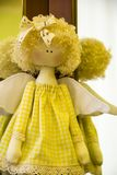 Doll angell Royalty-vrije Stock Foto