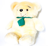 Doll bear Necktie Royalty Free Stock Photos