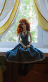 Doll. Royalty Free Stock Photography
