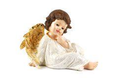 Doll Christmas angel Royalty Free Stock Image