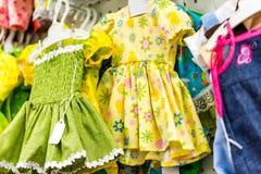 Doll clothes Stock Photos