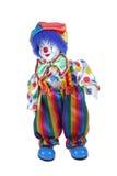 Doll clown in broeken Stock Foto's