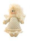 Doll engel Royalty-vrije Stock Afbeeldingen