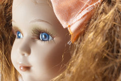 Doll face Stock Photos