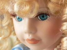 Free Doll Face Royalty Free Stock Photography - 348657