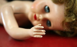 Doll Hand Stock Photos
