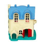 Doll house Royalty Free Stock Photo