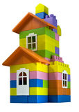 Doll house royalty free stock images