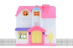 Doll House Stock Image