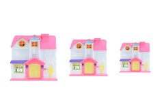 Doll House Stock Photo