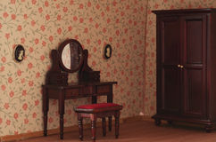 Doll house - Room Stock Photo