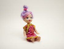 Doll. Image dolls can be used for design purposes stock photo