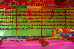 Doll kiosken stock fotografie