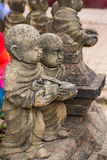 Doll kleimonnik in Thailand wordt gebruikt dat Royalty-vrije Stock Afbeelding