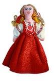 Doll maakte het kind Royalty-vrije Stock Afbeelding